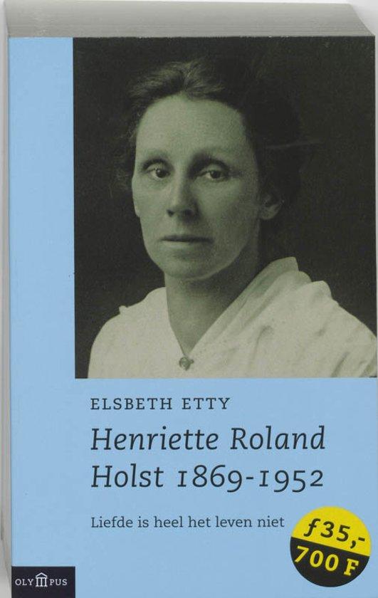 Bolcom Henriette Roland Holst 1869 1952 E Etty