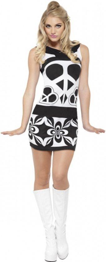 Peace jurkje zwart voor dames S (36-38)