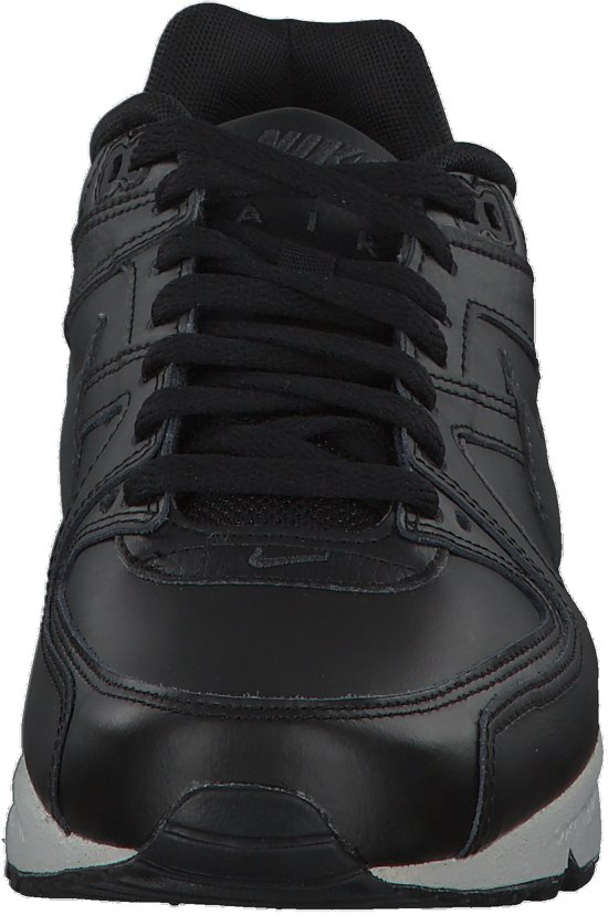 nike air max command leather black christmas