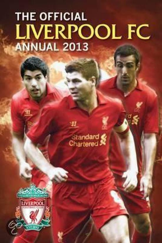Official Liverpool FC Annual