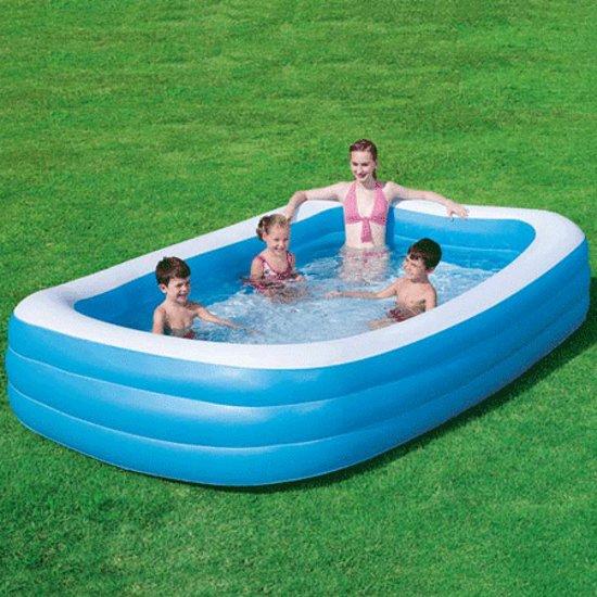 Opblaasbaar zwembad 305 cm