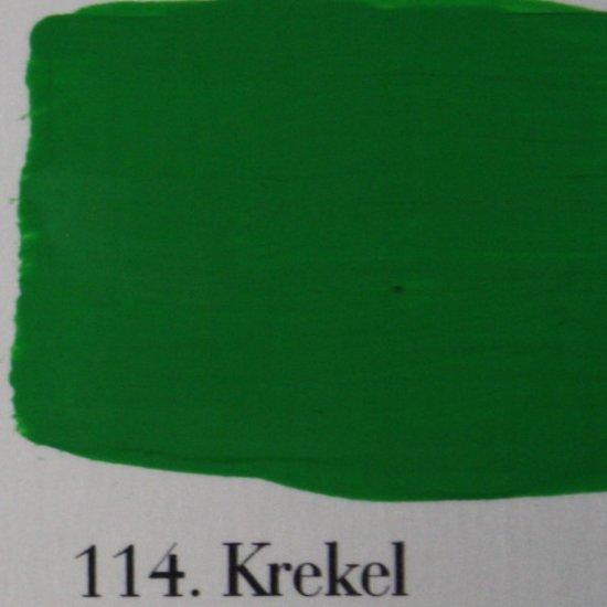 l'Authentique kleur 114.Krekel