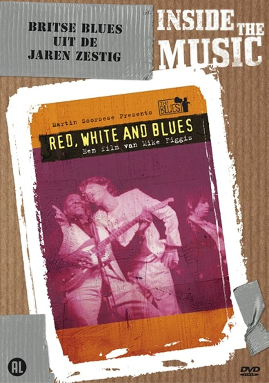Bolcom Red White Blues Dvd Dvds