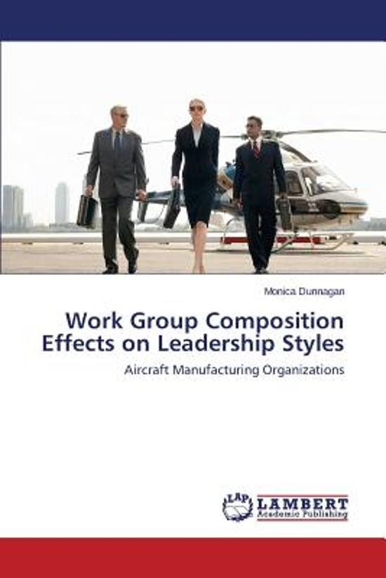 Work Group Composition Effects on Leadership Styles