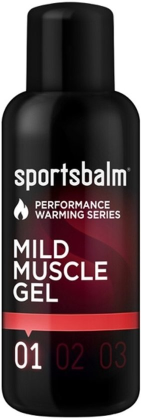 Sportsbalm Spierverwarmer Mild Muscle Gel Soft 200ml Per Stuk