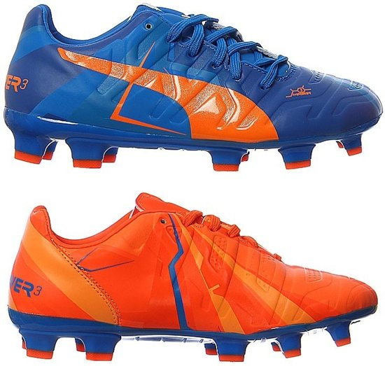 3 Hommes Fg H2h De Football Pumas Orange / Bleu IWyGda