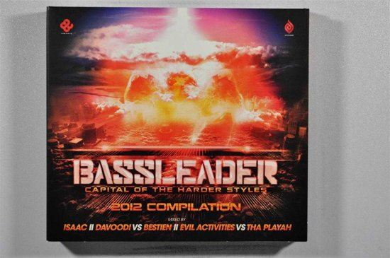 bassleader 2012 cd