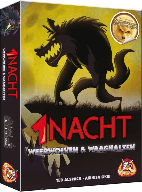 Afbeelding van het spel 1 Nacht Weerwolven & Waaghalzen