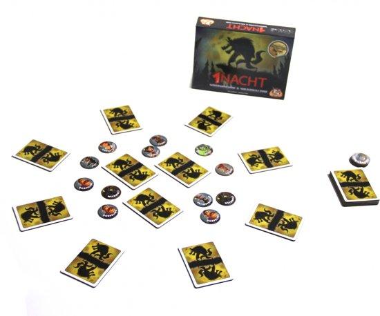 Thumbnail van een extra afbeelding van het spel 1 Nacht Weerwolven & Waaghalzen