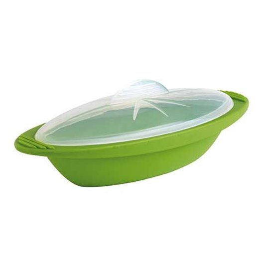 Minute Cooker stoomkoker medium groen - Mastrad