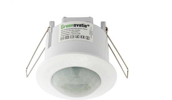 LED PIR Bewegingsmelder/Sensor Inbouw Plafond