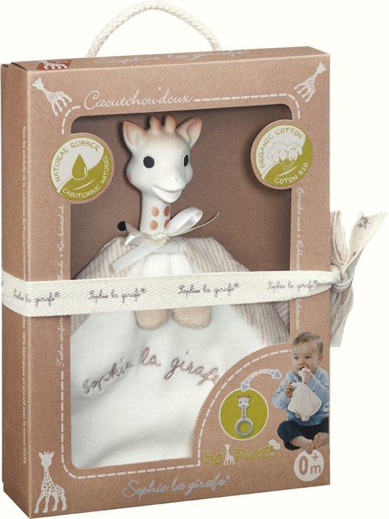 Sophie de giraf So'Pure Soft'Rubber
