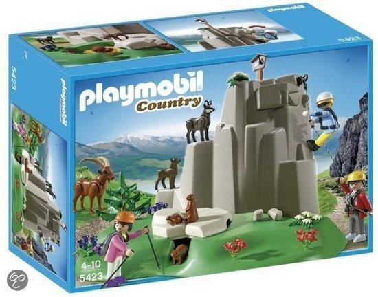 Playmobil Bergbeklimming - 5423