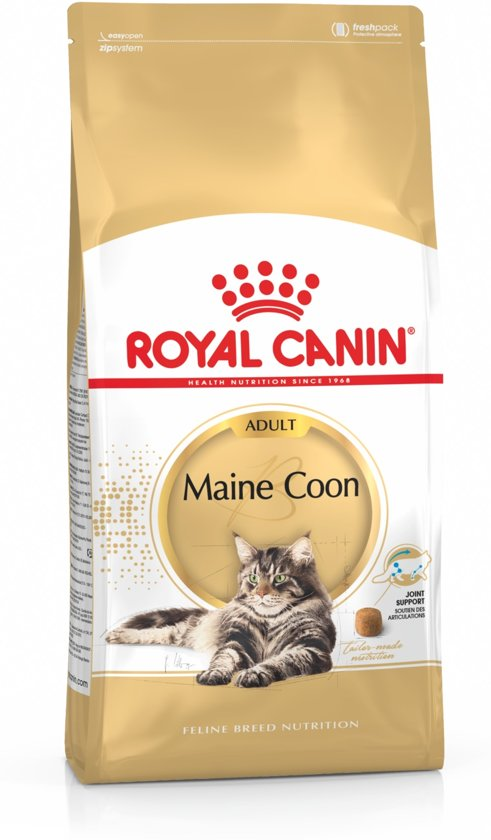 royal canin maine coon adult kattenvoer 10 kg. Black Bedroom Furniture Sets. Home Design Ideas