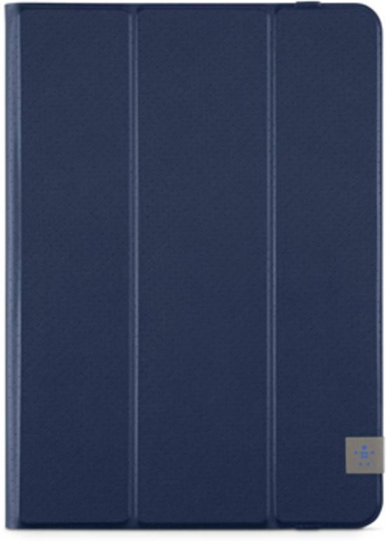 Belkin Tri-Fold Folio Universele Hoes  - Blauw