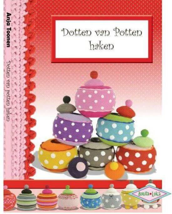 Bolcom Dotten Van Potten Haken Haakpret Speelgoed