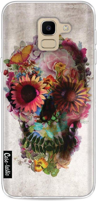 Casetastic Softcover Samsung Galaxy J6 (2018) - Skull 2