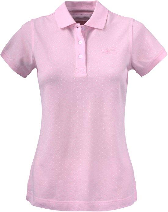 Tenson Anzu Polo Dames Sportpolo - Maat XXL  - Vrouwen - roze