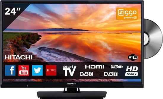 Hitachi 24HB4J65 HD Ready TV 24 inch