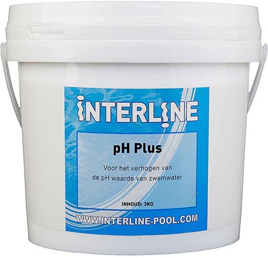 Interline Zwembad Interline pH-plus 3 kg