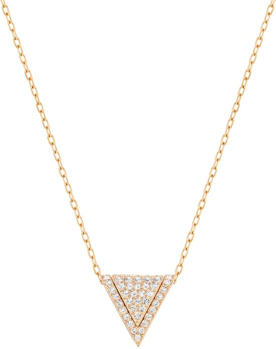 Swarovski Delta Rose gold Ketting 5139468