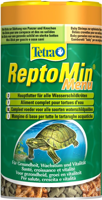 Tetra Fauna Reptomin Menu 250 ml