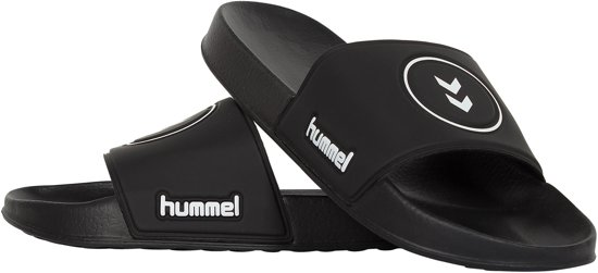 Slippers Black Circle Hummel Maat 38 Unisex afvxqS