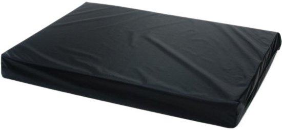 Comfort Kussen Hondenkussen Orthopedisch nylon 80 x 55 cm - Zwart