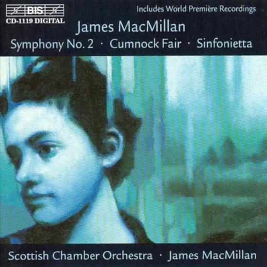 Symphony No.2/Cumnock Fai