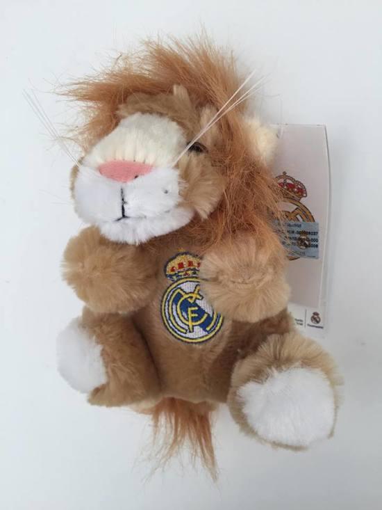 Real Madrid Beer - Leeuw - 15cm