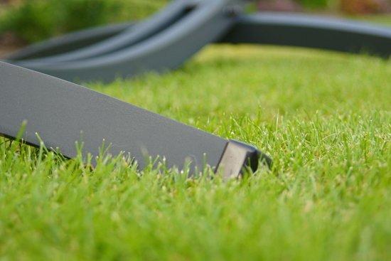 Potenza Titanium- Massieve hangmatstandaard / 2 persoons hangmat standaard Maximale draagkracht:350 kg