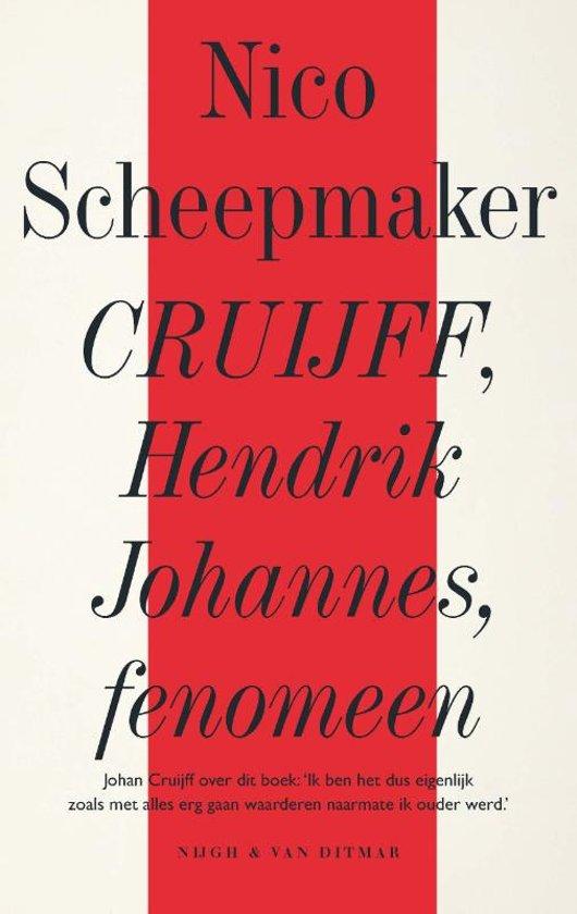 cover Cruijff, Hendrik Johannes, fenomeen