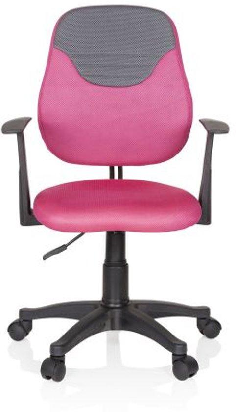 Bureaustoel Blauw Zwart.Kiddy Style Kinder Bureaustoel Blauw Zwart