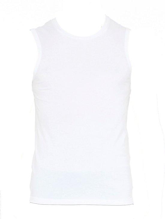 HOM - Heren Supreme Cotton Shirt Wit - S