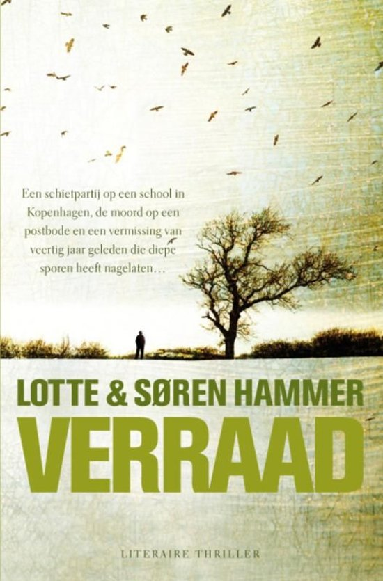 Konrad Simonsen-reeks 3 - Verraad