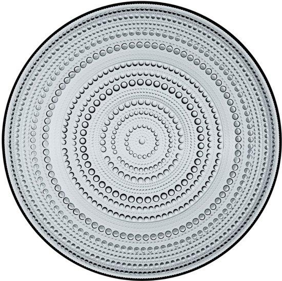 Iittala Kastehelmi Plat Bord à 31,5 cm