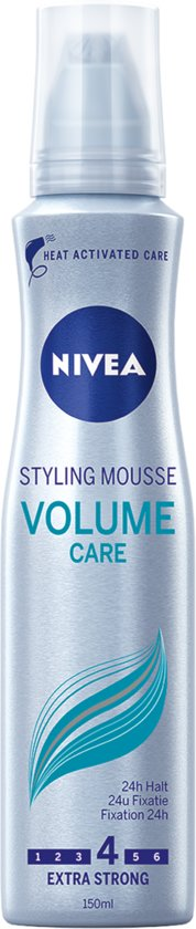 NIVEA Volume Care Styling Mousse - 150 ml - Haarmousse