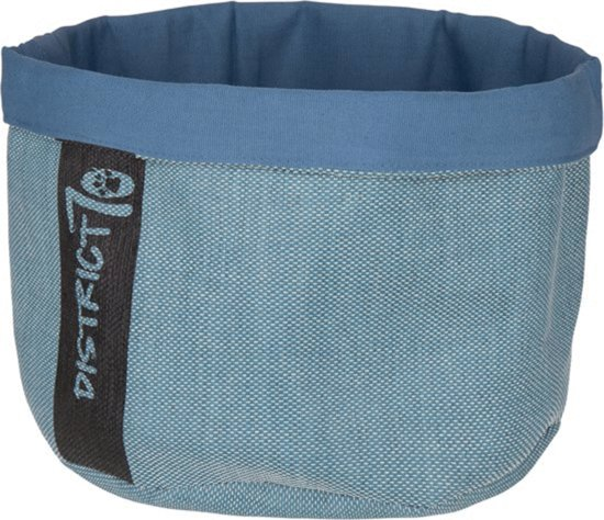 District 70 COZY Kattenmand - Blauw - 35 x 35 x 30 cm