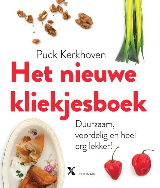 Kerkhoven*het nieuwe kliekjesboek