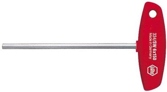 Stiftsleutel T-Greep 3x350mm