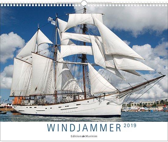 Kalender Windjammer (56x46)