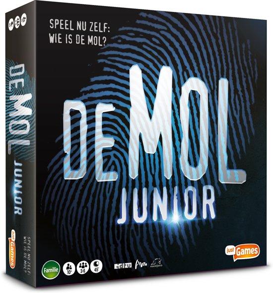 Wie Is De Mol? Junior - Bordspel