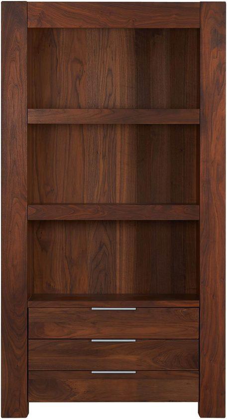 Bolcom Goossens Boekenkast Timber