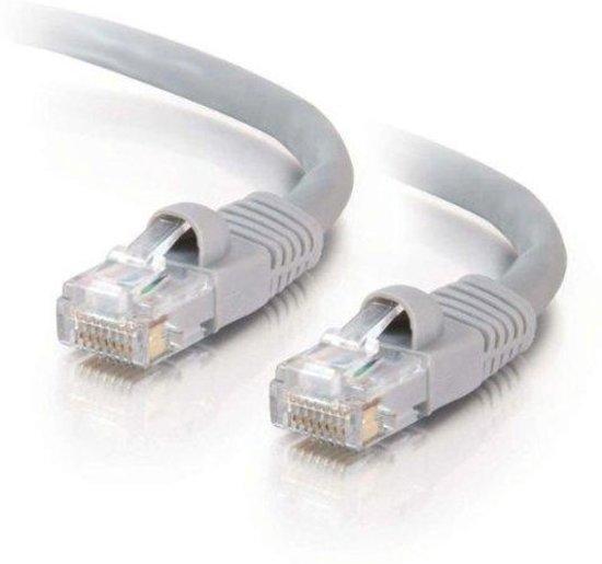 LogiLink 5m RJ-45 Cat5e UTP netwerkkabel U/UTP (UTP) Grijs