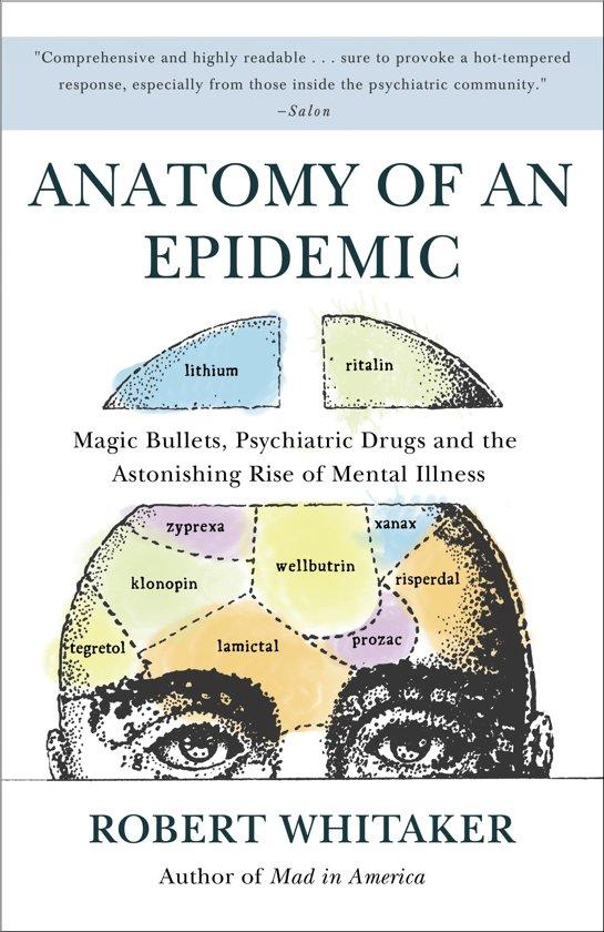 bol.com | Anatomy Of An Epidemic, Dr Robert Whitaker | 9780307452429 ...