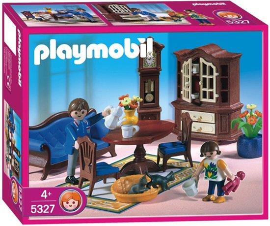 bol.com | Playmobil Romantische Woonkamer - 5327,PLAYMOBIL