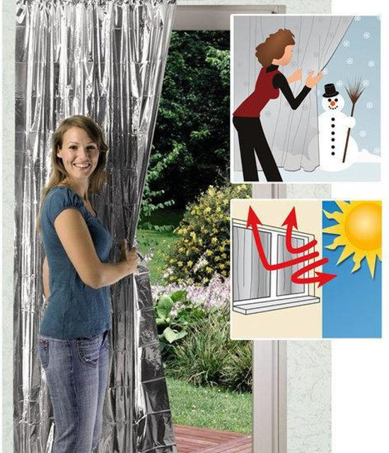 garant o matic vensterzonwering isolerend gordijn 220 x 90 cm 2