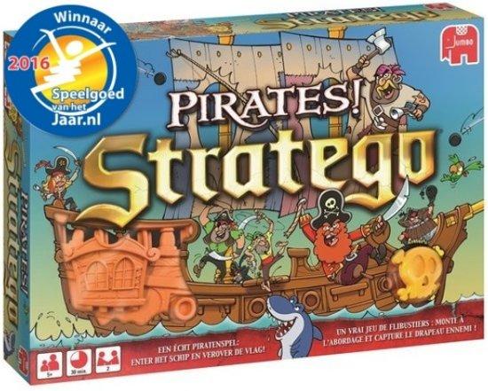 Afbeelding van het spel Jumbo Stratego: Pirates