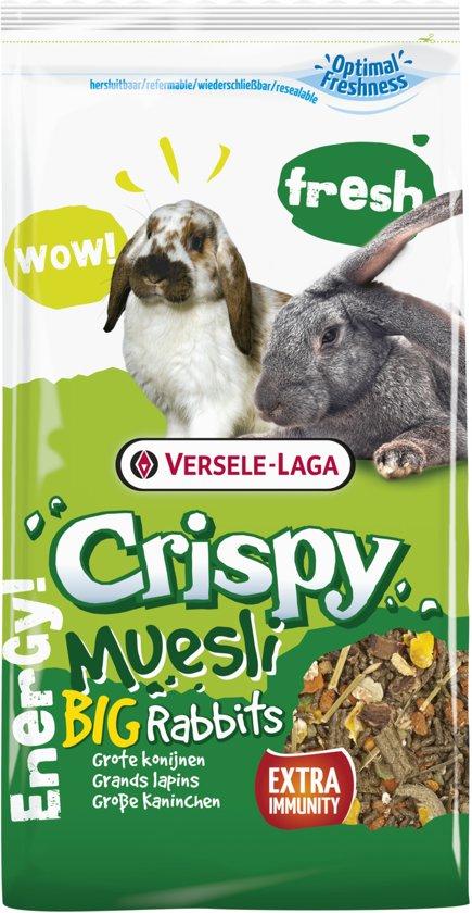 Versele-Laga Crispy Muesli Grote Konijnen - 2.75 kg