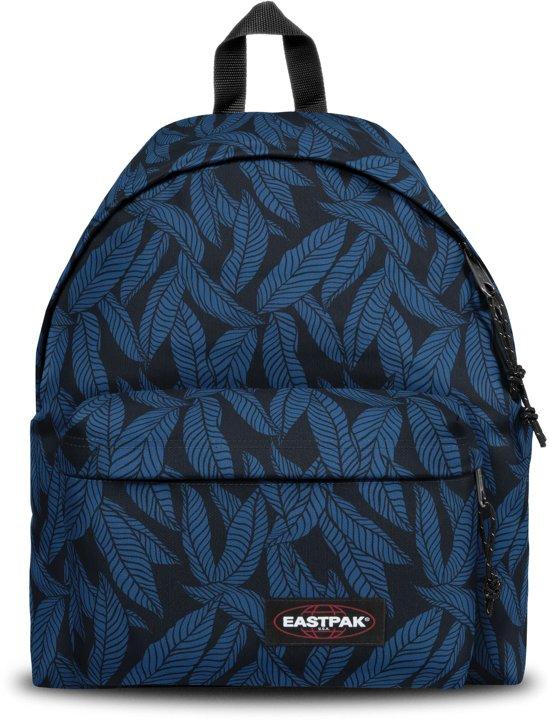 df8404e772d bol.com | Eastpak Padded Pak'R Rugzak - Leaves Blue